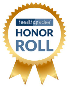 health grades honor roll Doctor David Ahdoot MD Burbank Palmdale California gyn gynecology robotic hysterectomy